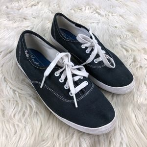 Keds Navy Champion Original Canvas Sneakers